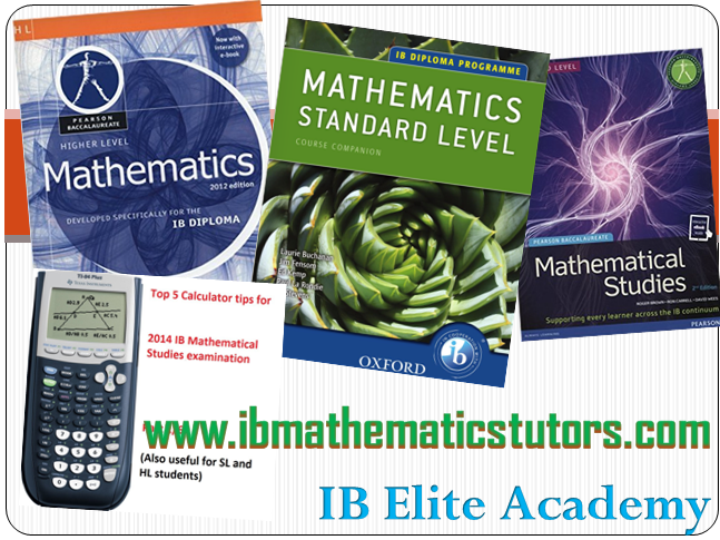 IB Mathematics tutors.com